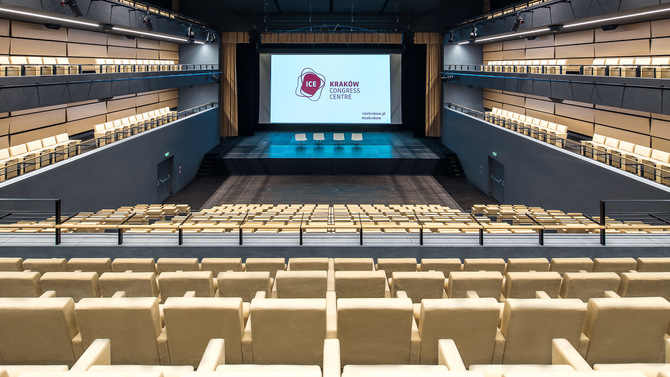Display theatre hall  4