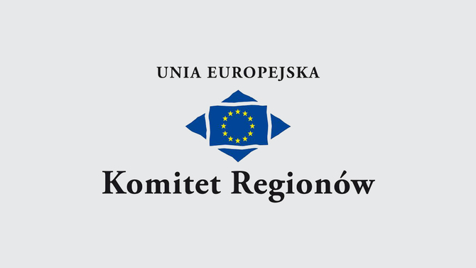 Display logo komitet region