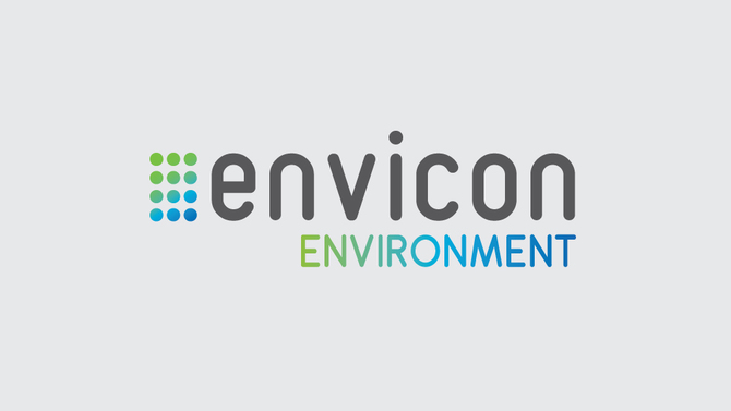 Display envicon logo