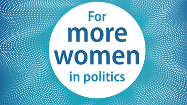 Thumb 1 3 for more women in politics